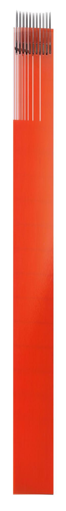 Непромокаемый блокнот Gus, оранжевый фото
