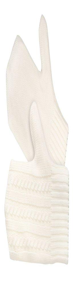 Варежки Comfort Fleece, белые фото