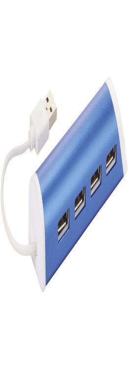 USB Hub на 4 порта с подставкой для телефона фото