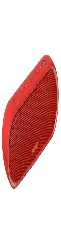 Беспроводная колонка Sony SRS-20, красная фото