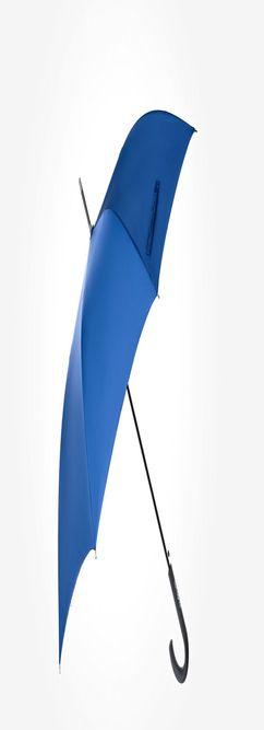 Зонт-трость Rain Pro, синий фото