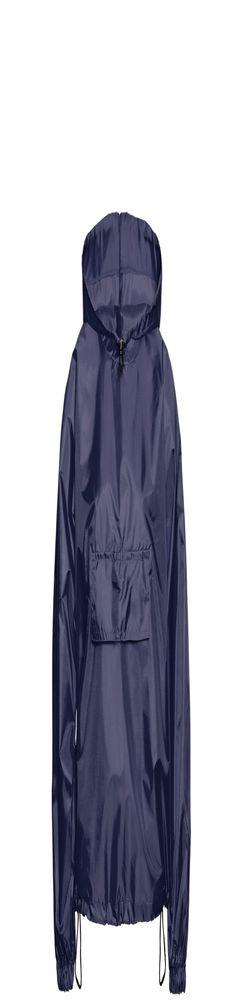 Ветровка-анорак Mantle, темно-синяя фото