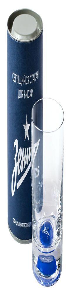 Cветящийся стакан для виски «Зенит» фото