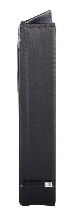 Обложка для блокнота А7 «Classic Century» с шариковой ручкой фото