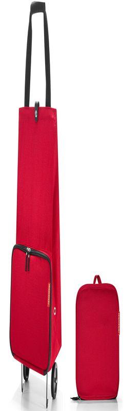 Сумка на колесиках foldabletrolley red фото