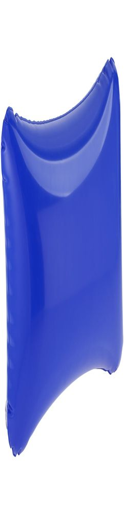 Надувная подушка Ease, синяя фото