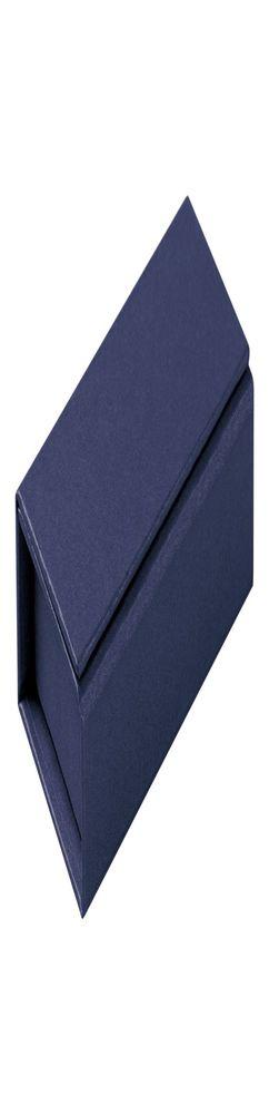 Коробочка под флешку Cocktail, синяя фото