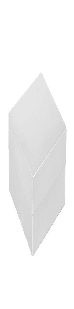 Коробка Satin, малая, белая фото