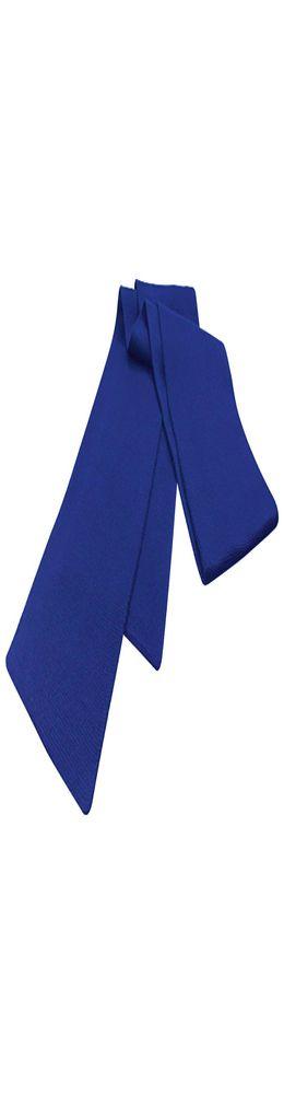 Шарф Strong, ярко-синий фото