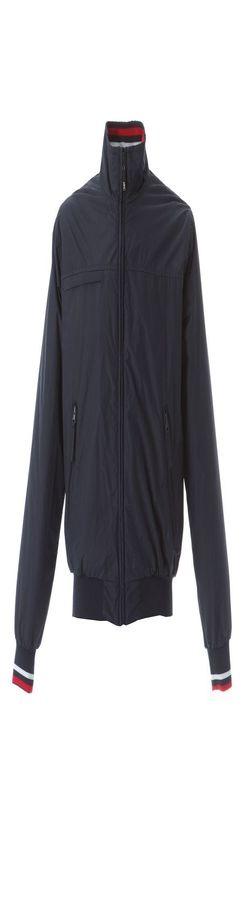 NEW USA Куртка нейлон теслон темно-синий фото