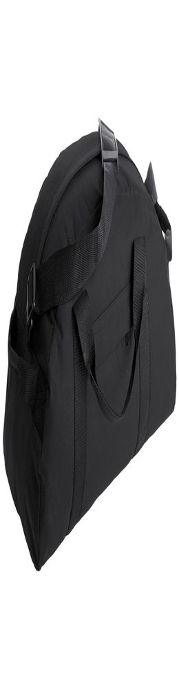 Спортивная сумка, черная фото