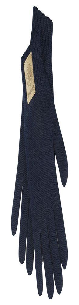 Перчатки Classic Foundation Label, синие фото