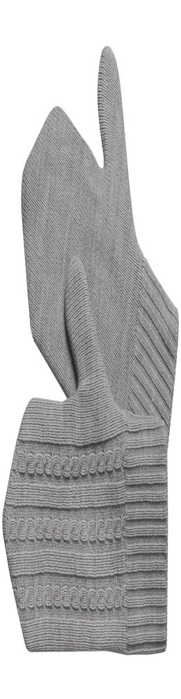 Варежки Comfort Up, светло-серый меланж фото