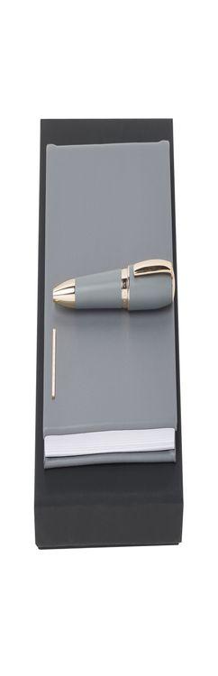 Подарочный набор: блокнот А6, ручка шариковая фото