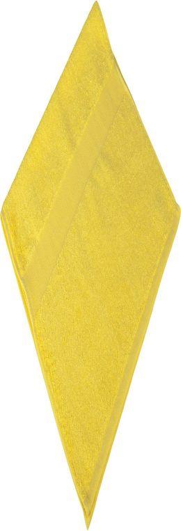 Полотенце махровое Small, желтое фото