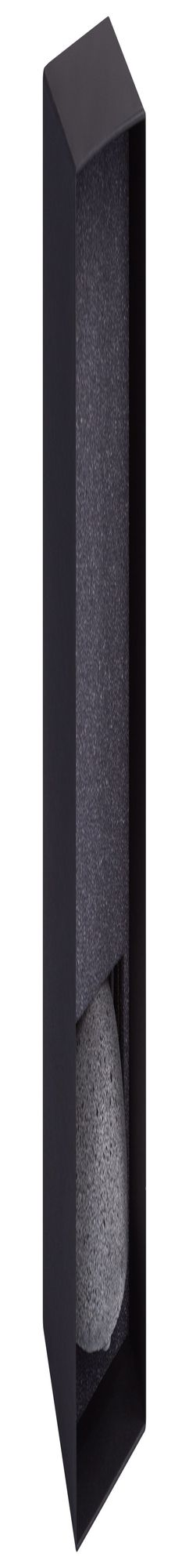 Наградная стела Moon Globe темно-серая фото