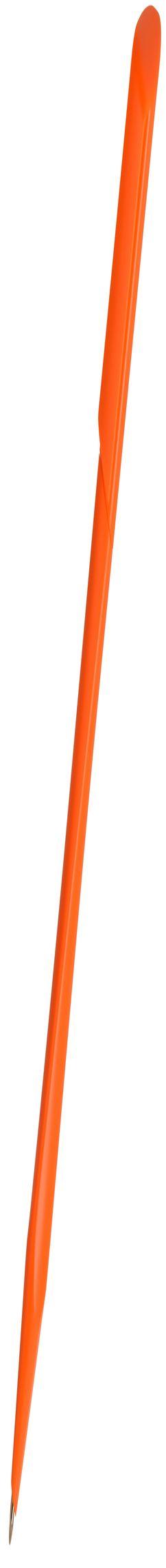 N7, ручка шариковая, оранжевый, пластик фото