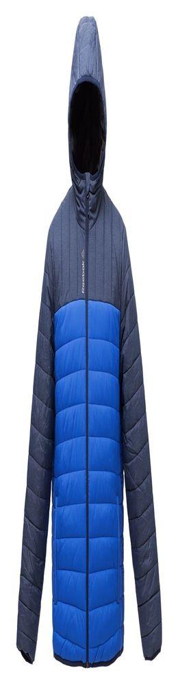 Куртка мужская Outdoor, темно-синяя с ярко-синим фото