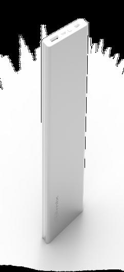 Внешний аккумулятор RITMIX RPB-10977PQC, серый фото