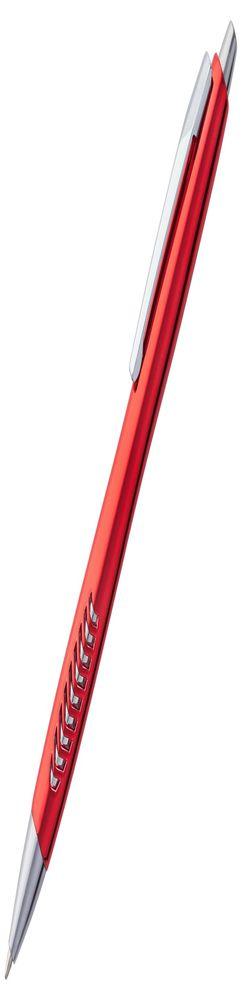 Ручка шариковая Barracuda, красная фото