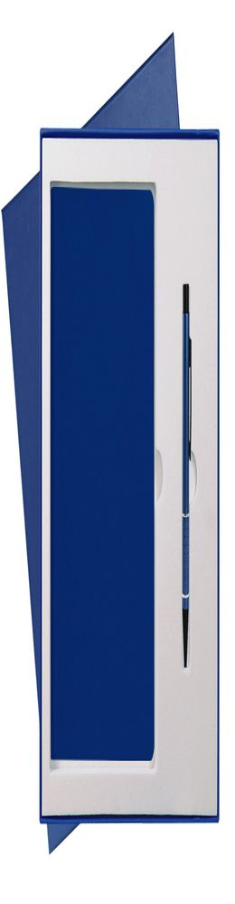 Подарочный набор Portobello/Sky синий (Ежедневник недат А5, Ручка) беж. ложемент фото