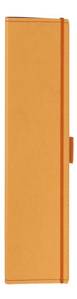 Ежедневник Soft Book, мягкая обложка, недатированный, оранжевый фото