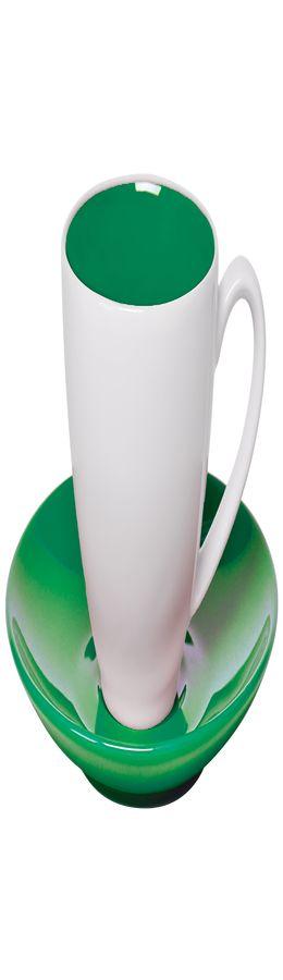 Чайная пара Galena в подарочной упаковке, зеленый, 200 мл фото