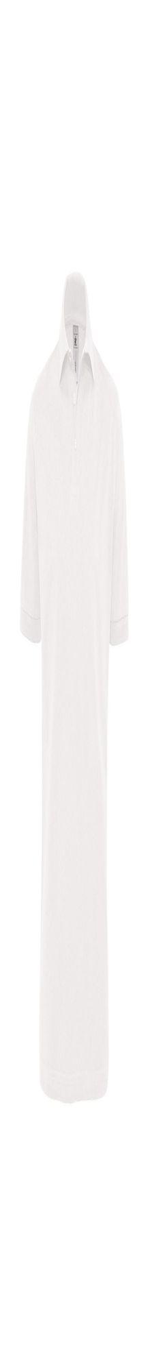 Рубашка поло Heavymill белая фото