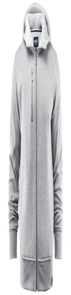 Толстовка мужская PARKWICK серый меланж фото