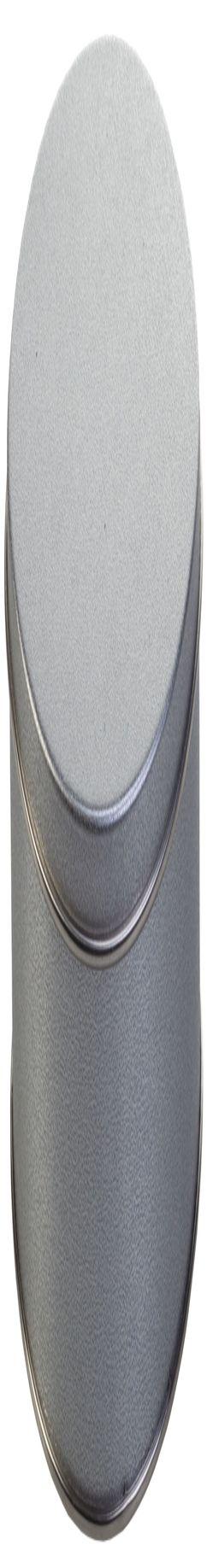 Коробка круглая, малая, серебристая фото