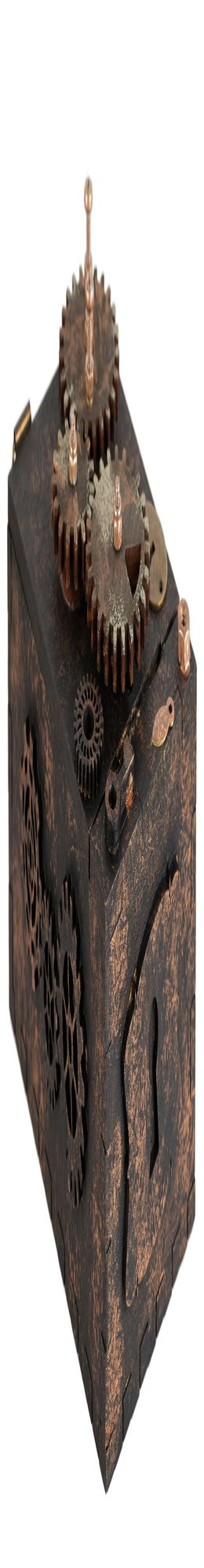 Шкатулка с секретом Gearbox, малая фото