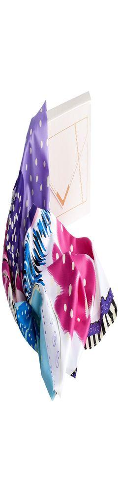 Шарф-платок «Фантастическое настроение» фото