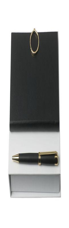 Набор (записная книжка А6, ручка шариковая) фото