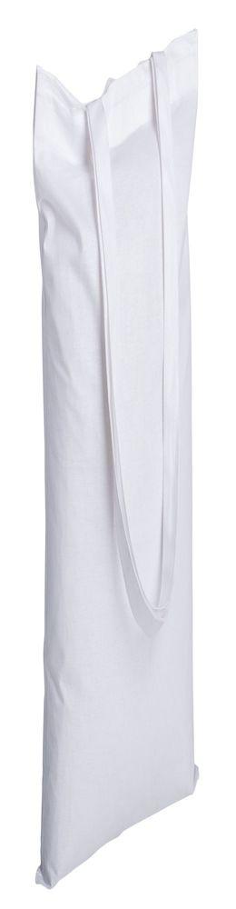 Холщовая сумка Neat 140, белая фото