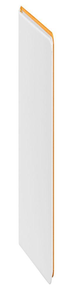Блокнот Butterfly Mini, в линейку, белый с желтым фото
