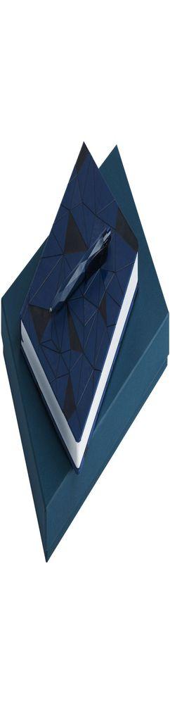 Набор Gems, синий фото