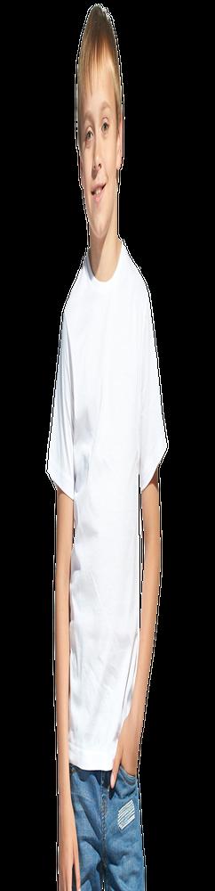 Детская футболка StanClass 06U, белый фото