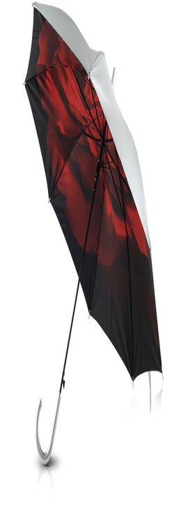 Зонт-трость «Роза» фото
