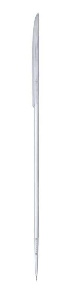 Ручка шариковая Senator Challenger Icy, белая фото