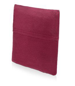 Плед с рукавами, складывающийся в подушку фото