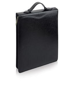 Папка для документов на молнии с отстегивающимся чехлом для iPad фото