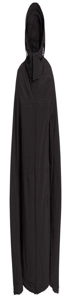 Куртка мужская Hooded Softshell черная фото