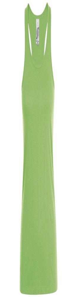 Майка женская JUSTIN WOMEN, зеленое яблоко фото