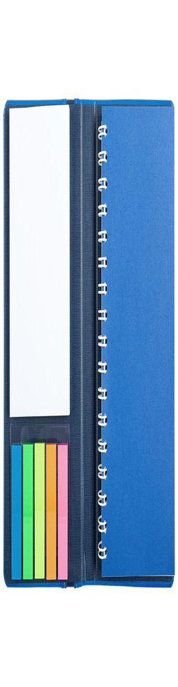 Блокнот Freestick, голубой фото