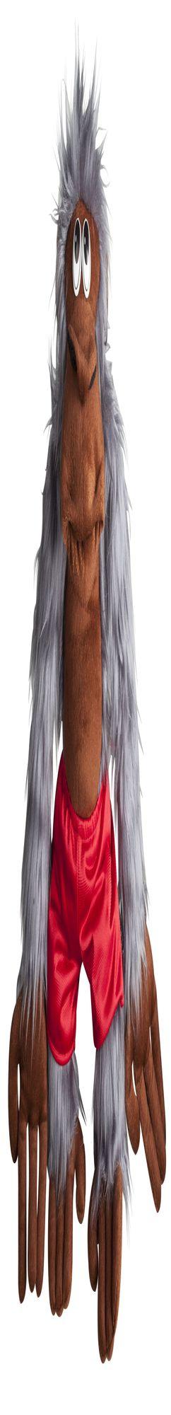 Игрушка «Обезьян — чемпион», коричневая фото