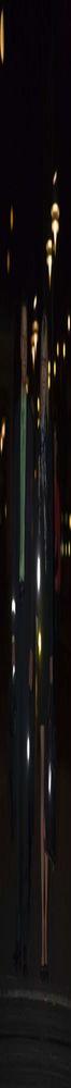 Пешеходный светоотражатель «Круг», неон-желтый фото