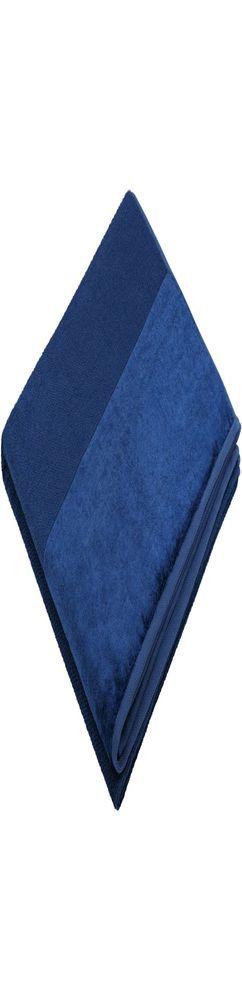 Полотенце Bamboo Luxe, большое, синее фото