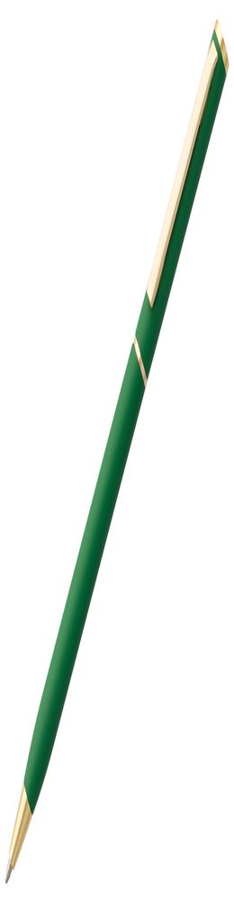 Ручка шариковая Hotel Gold, ver.2, зеленая фото