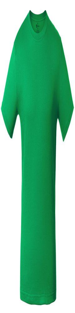 Футболка T-bolka 140 унисекс, темно-зеленый фото