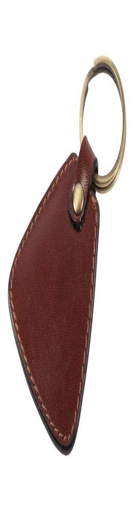 Брелок Charm, коричневый фото
